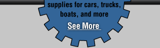 Find the right parts - Browse parts and supplies for cars, trucks, boats, and more